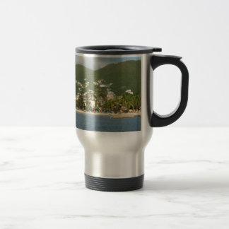 Simpson Bay St. Maarten Travel Mug