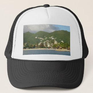 Simpson Bay St. Maarten Trucker Hat