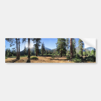 Simpson Meadow - Sierra Bumper Sticker