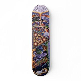 Simran Skateboard skateboard