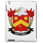 Sims Family Crest