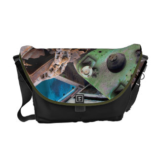 Sims Junk Yard Courier Bag