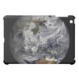 Simulación de la nube de la tierra llena