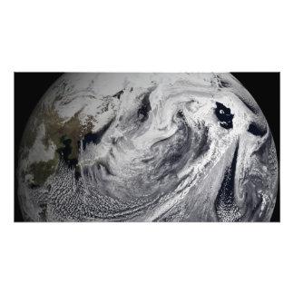 Simulación de la nube de un solo día 4 fotografía