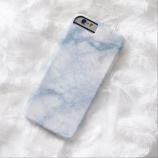 Simulated Blue Marble Pattern iPhone 6 Case
