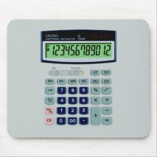 Simulated Calculator Mouse Pad