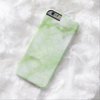 Simulated Green Marble Pattern iPhone 6 Case
