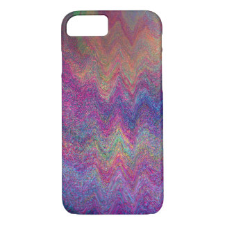 Simulated Metallic Paint Multi-colored iPhone 8/7 Case