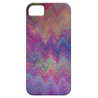 Simulated Metallic Paint Multi-colored iPhone SE/5/5s Case