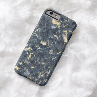 Simulated Speckled Gray Marble iPhone 6 Case