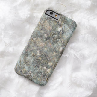 Simulated Speckled Teal Marble iPhone 6 Case