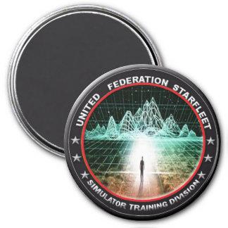 Simulator Training Magnet
