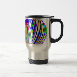 Simultaenous Spheric Colors Travel Mug