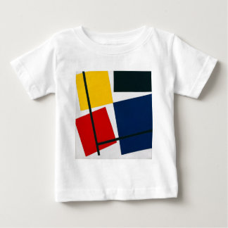 Simultaneous Counter Composition Theo van Doesburg Baby T-Shirt