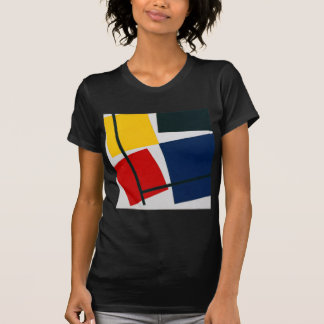 Simultaneous Counter Composition Theo van Doesburg T-Shirt