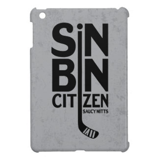 Sin Bin Citizen Hockey iPad Mini Cover