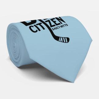 Sin Bin Citizen Hockey Neck Tie