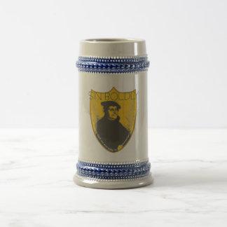 Sin Boldly - Martin Luther Beer Stein 18 Oz Beer Stein