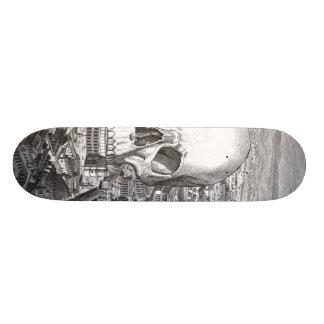 Sin City Custom Skateboard