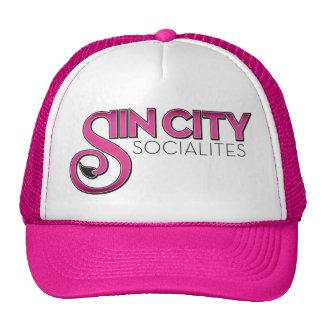 Sin City Socialite Original Trucker Hat