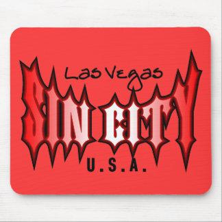 Sin City, USA Mouse Pad