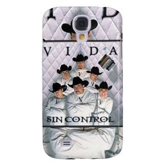 Sin Control 3G/3GS iPhone case Samsung Galaxy S4 Cover