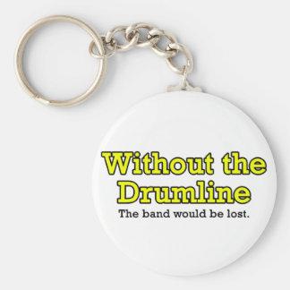 Sin el llavero de Drumline