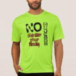 Sin excusas. Sin límites. Camisetas