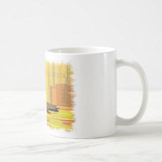 sin hogar taza de café
