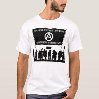 sin la camiseta del capitalismo