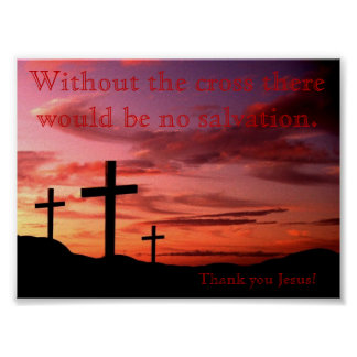 Sin la cruz posters