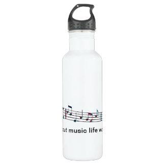 Sin música, la vida Bb