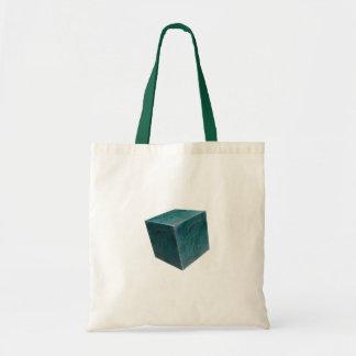 """""""Sin prisa"""" bolso del cubo de la pintura al óleo Bolsas De Mano"""