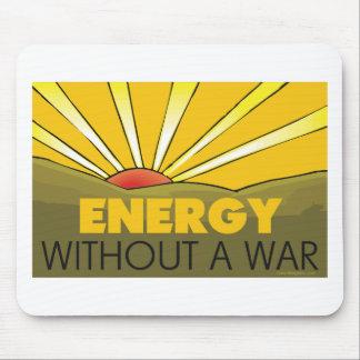 Sin una guerra solar tapetes de raton