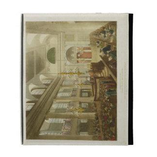 Sinagoga, duques Place, Houndsditch, de Ackerman