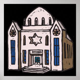 Sinagoga Poster