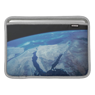 Sinai Peninsula from Space Sleeves For MacBook Air
