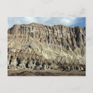 Sinai Strata postcard