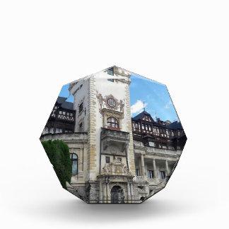 Sinaia 1 acrylic award