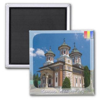 Sinaia Monastery - Romania Magnet