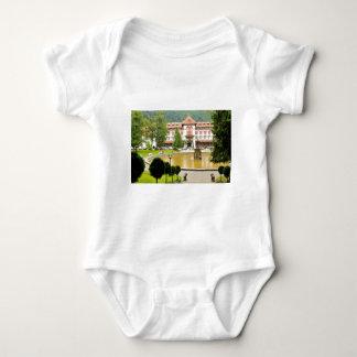 Sinaia, Romania Baby Bodysuit