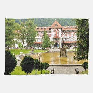 Sinaia, Romania Hand Towels
