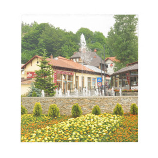 Sinaia, Rumania Blocs