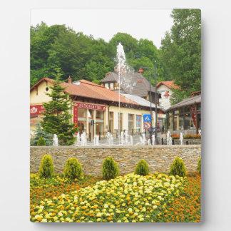 Sinaia, Rumania Placas Para Mostrar