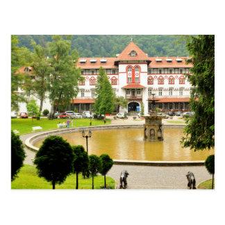 Sinaia, Rumania Postales