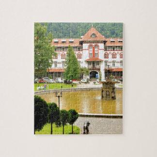 Sinaia, Rumania Rompecabeza Con Fotos