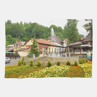 Sinaia, Rumania Toallas De Mano