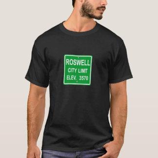 Sinalização de Roswell T-Shirt