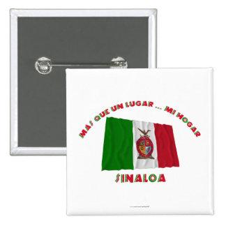 Sinaloa - Más Que un Lugar Mi Hogar Buttons