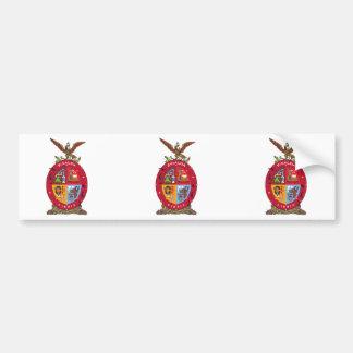 Sinaloa, Mexico Bumper Sticker
